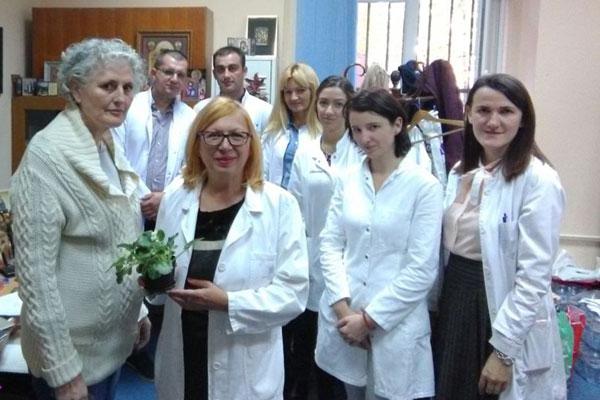 Prof. dr. Vesna Dimitrijević Srećković