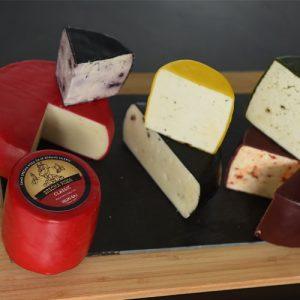 Koziji sir Srećna koza