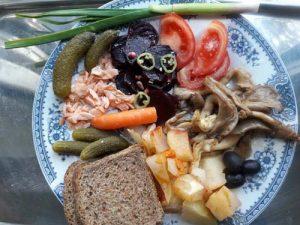 povrce i riba